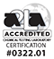 Trace Analytics A2LA Accreditation